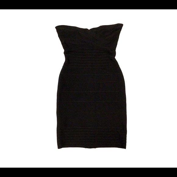 Women's Herve Leger Body-Con Dress